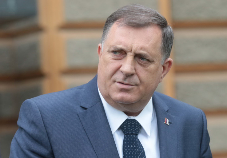 """Dodik: Optužio Topić da je """"dokazani agent njemačkog BND-a"""""""
