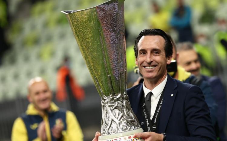 Emeri: Stigao do novog trofeja