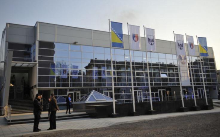 Sportska dvorana na Grbavici