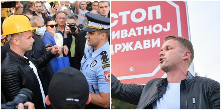 Fotografije koje je objavio Draško Stanivuković