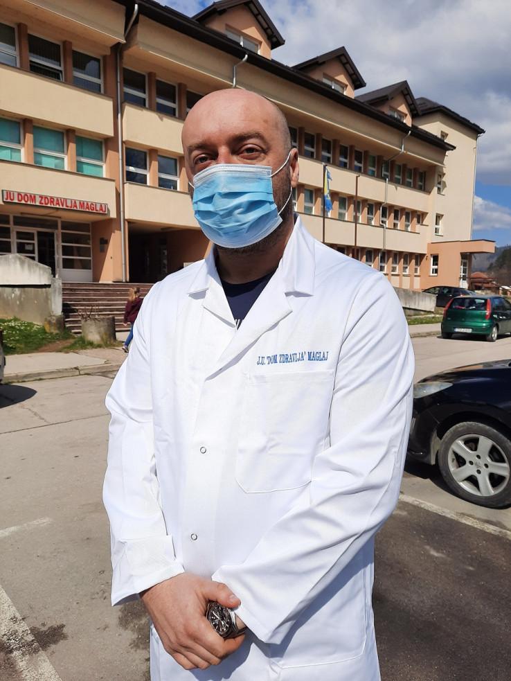 Dr. Vehabović: Poštovati mjere