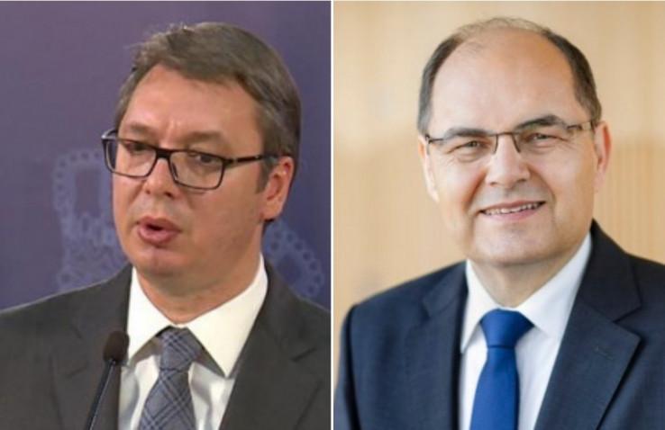 Vučić i Šmit