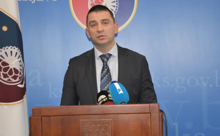 Kafedžić: Ured za borbu protiv korupcije KS inicirao provjeru u javnom sektoru