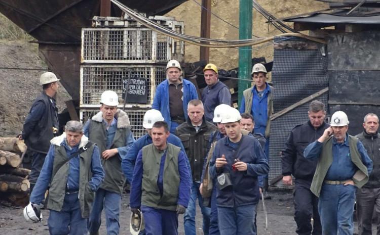 Pravilnici su ponuđeni Sindikatu radnika rudnika u FBiH na konsultacije