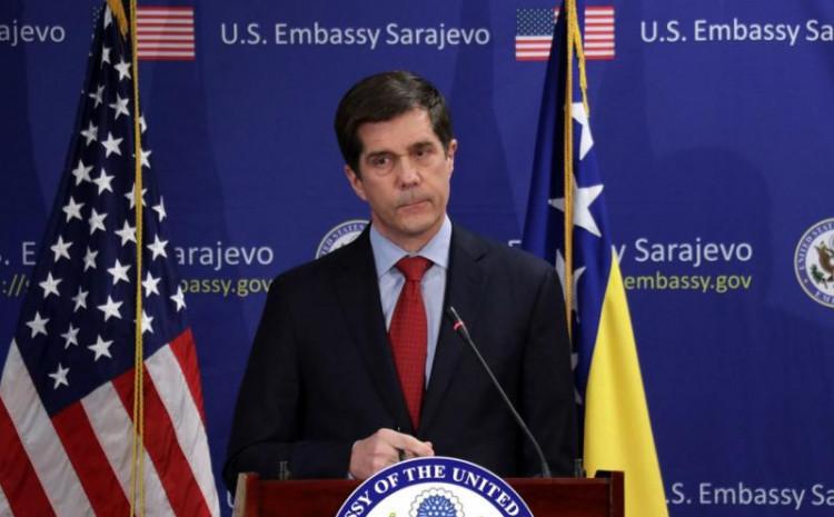 Ambasador SAD u BiH Erik Nelson