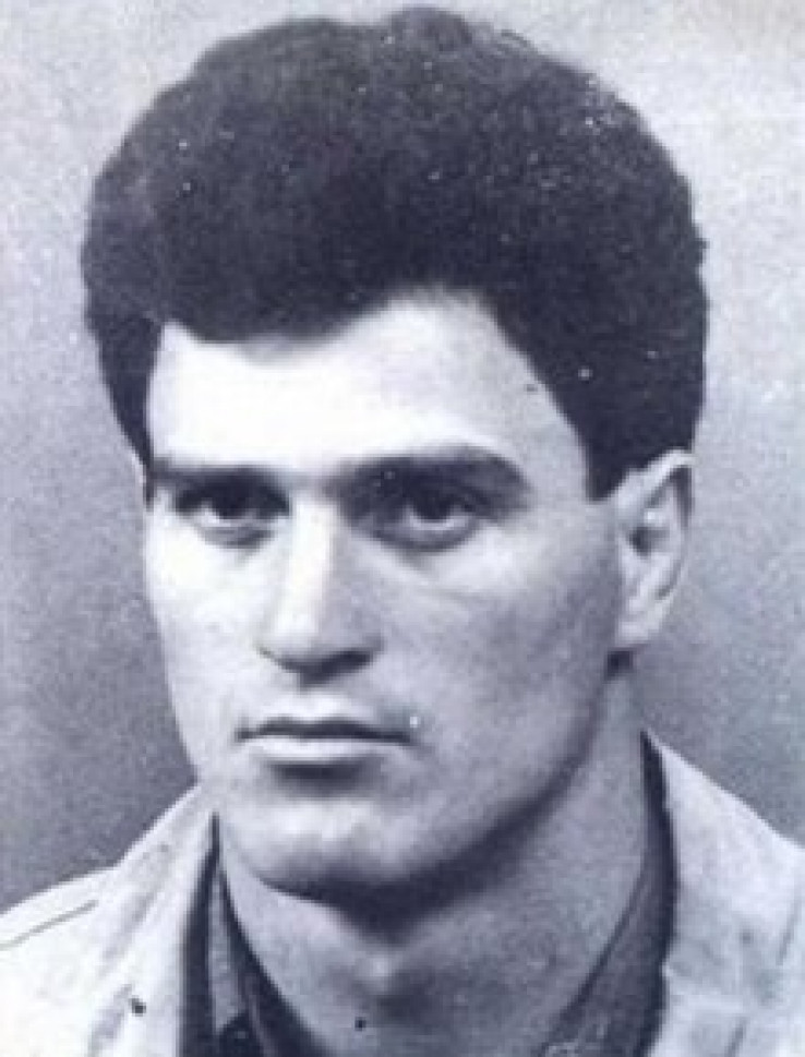 Šamarlić je poginuo  9. juna 1992. godine