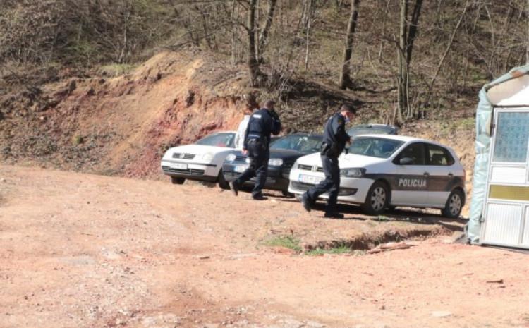 Policija na terenu
