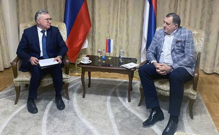 Igor Kalabuhov i Milorad Dodik