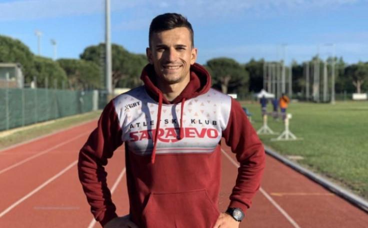 Mujezinović: Prilika da ostvari plasman na Olimpijadu