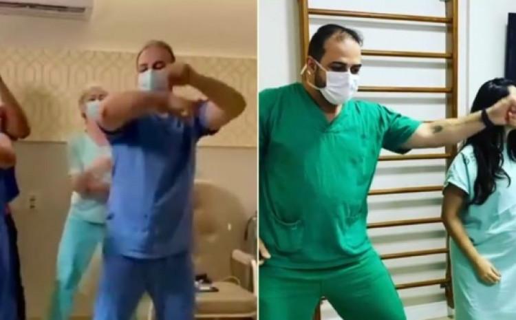 Plesom protiv bolova
