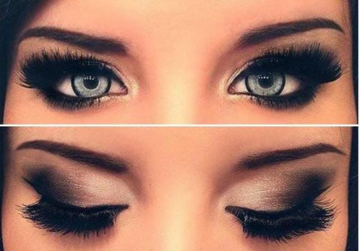 Arapkinje za iscrtavanje očiju koriste drevnu kozmetiku