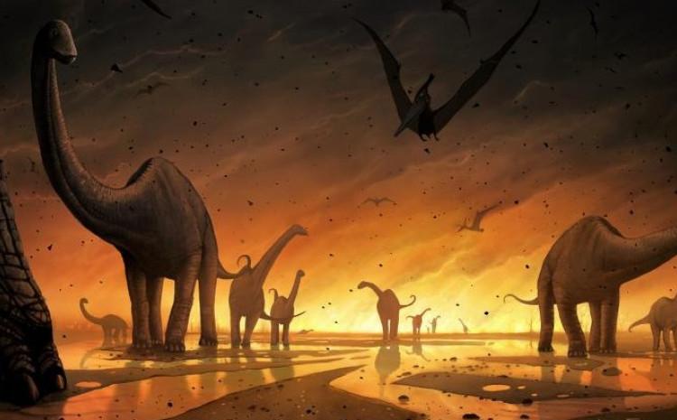 Istraživanje je pokazalo da oko 40 posto američke populacije vjeruje da su dinosauri izumrli