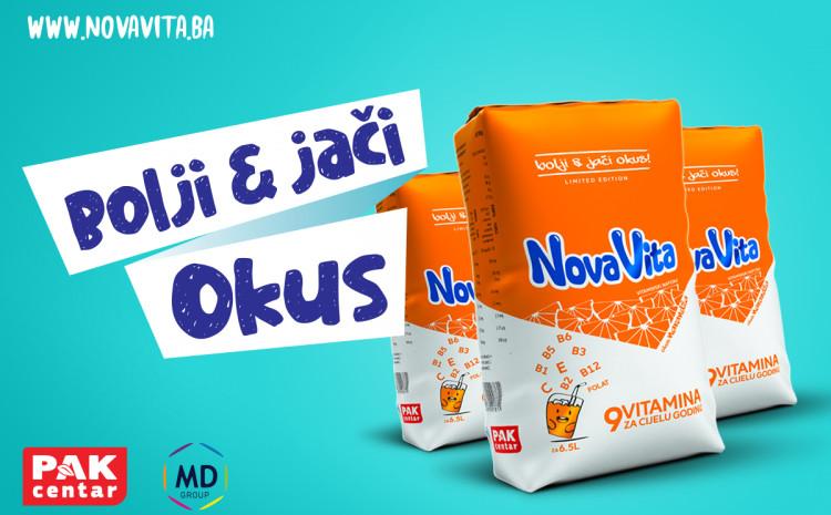 Jeste li probali Nova Vita limited edition?