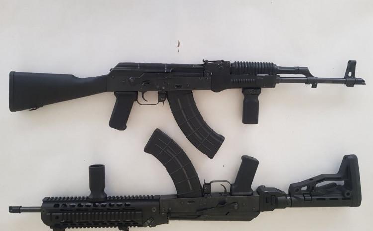 Pušku proizvela novotravnička firma BNT