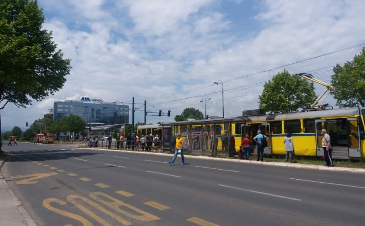 Kvar tramvaja