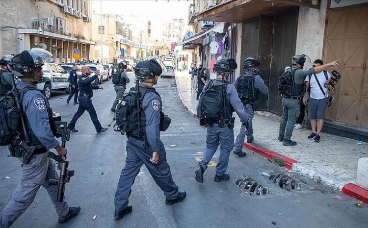 Izraelska policija protiv demonstranata koristila gumene metke i šok bombe