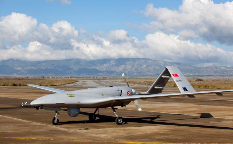 """Turski dron """"Bayraktar TB2"""""""