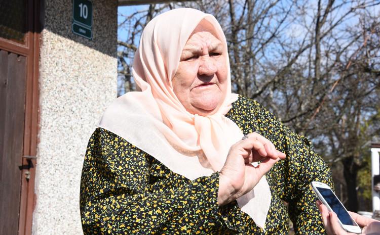 Nana Fata je smještena na odjel za plućne bolesti UKC Tuzla