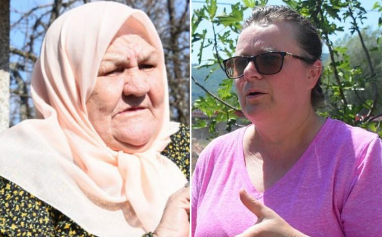 Nana Fata Orlović i kćerka Hurija Karić