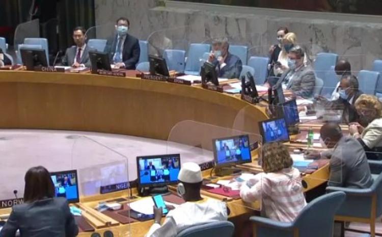 Sjednica Vijeća sigurnosti UN-a