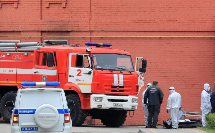 Kineski respiratori izazivali požar u ruskoj državnoj bolnici
