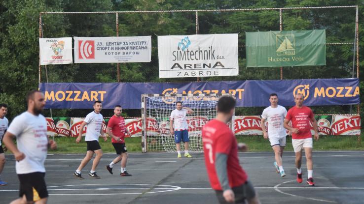 """Mozzart podržao tradicionalni Turnir u malom fudbalu """"Zabrđe 2021"""""""