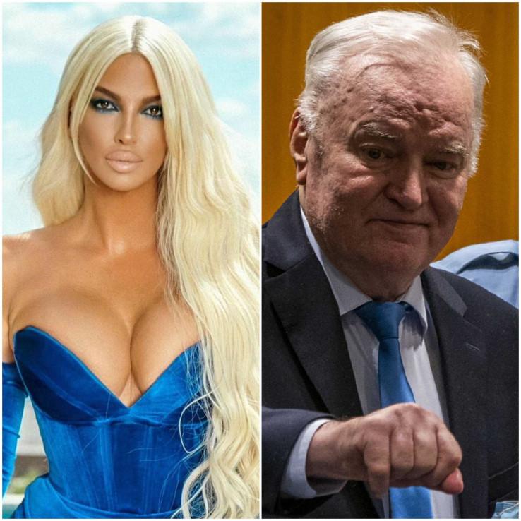 Jelena Karleuša o presudi ratnom zločincu Ratku Mladiću