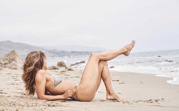 Hali Beri na plaži