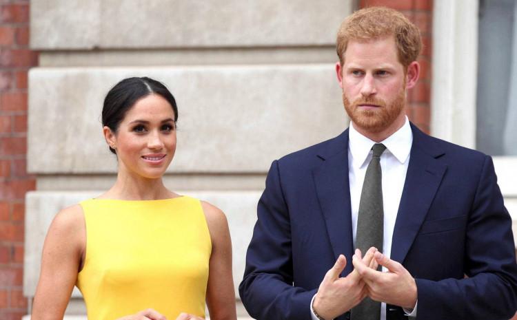Megan Markl i princ Hari: Nedavno dobili kćerku