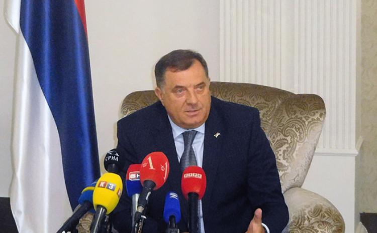Dodik: Porušene su procedure
