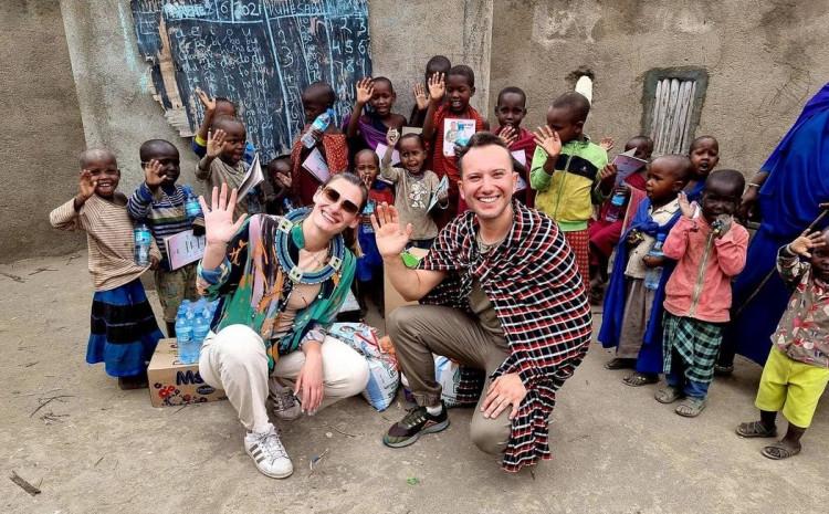 Bračni par Buturović: Uživaju u egzotičnoj Africi