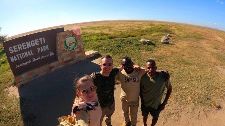 Posjetili safari