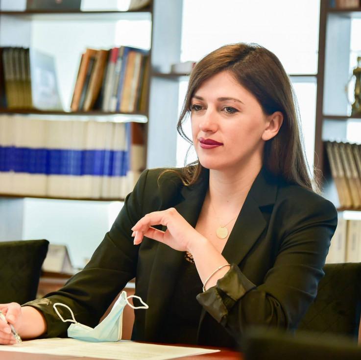 Ministrica pravde Kosova