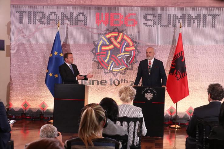 Varhelji poručio: Želimo da naši partneri na zapadnom Balkanu što prije počnu sa tim planom