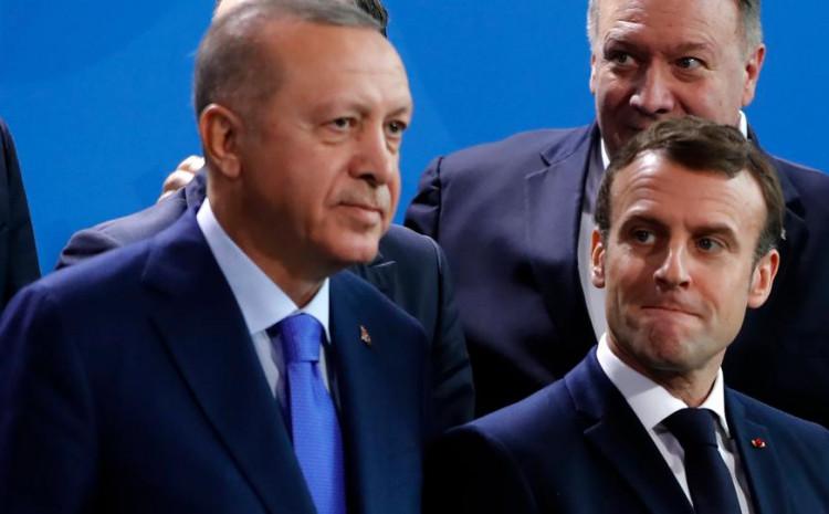 Erdoan i Makron: Sastanak u okviru NATO samita