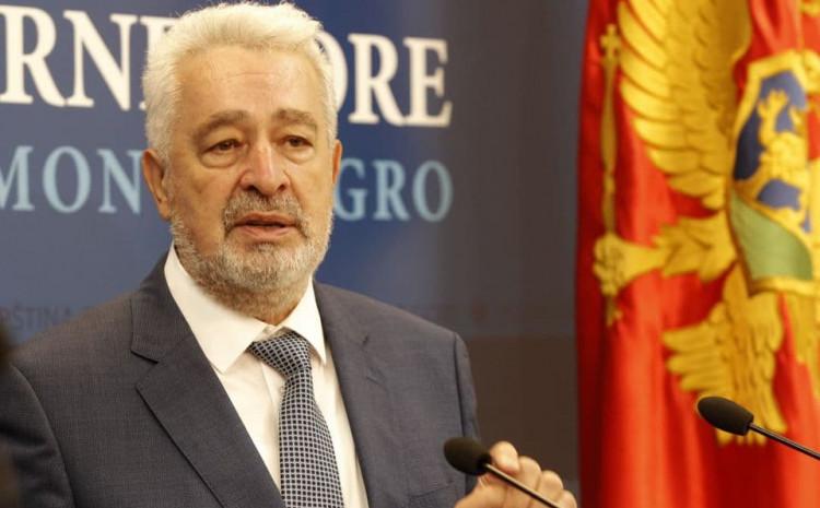 Krivokapić: U četvrtak sam imao informaciju da treba dođem do Beograda