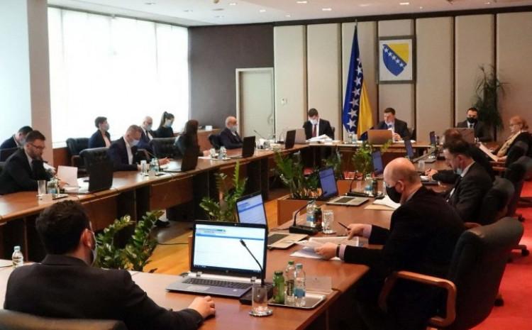 Pred državnim ministrima naći će se i Prijedlog odluke o usvajanju Strategije za borbu protiv korupcije