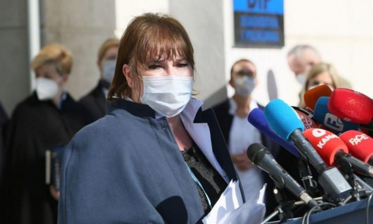 Katica-Mulalić: Šefica Klinike za anesteziju