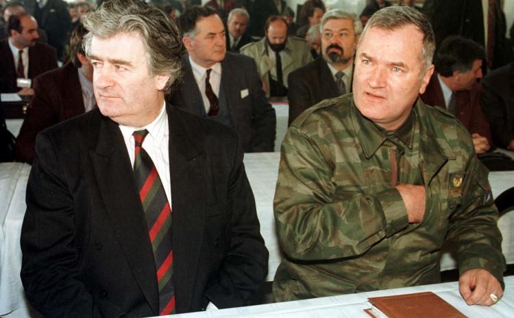 Radovan Karadžić i Ratko Mladić: Zločinci osuđeni na doživotne robije