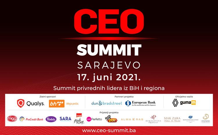 CEO Summit Sarajevo: Društveno odgovorno poslovanje je budućnost