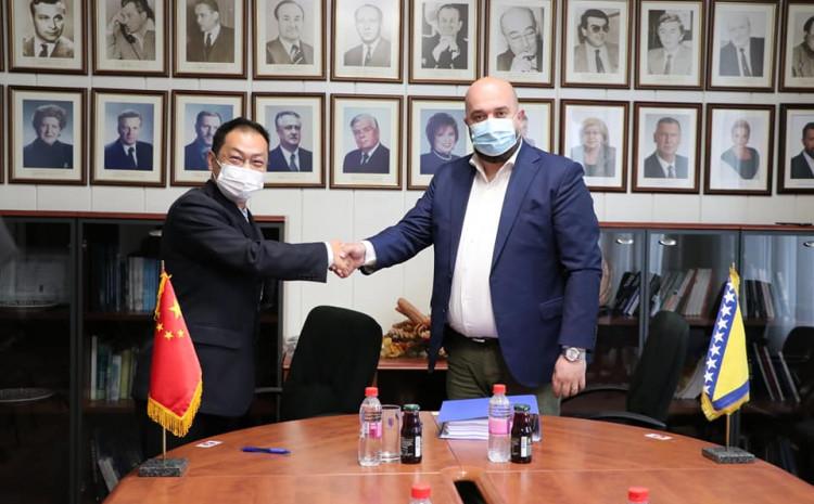 Vrijednost potpisanog ugovora iznosi 20,4 miliona eura