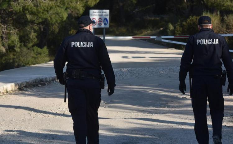 Policajci dovršili istraživanje