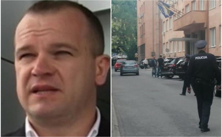 Luka Miladinović: Izvještaj o poduzetim mjerama i radnjama bit će dostavljen Tužilaštvu BiH
