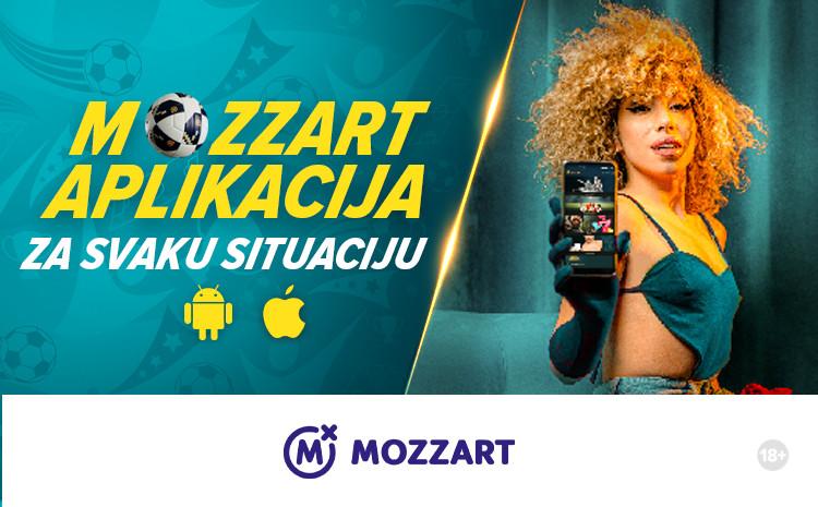 EURO kreće, kvote rastu! Preuzmi Mozzart app!