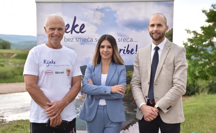 Čišćenjem Željeznice završena sedma sezona Henkelovog projekta Zajedno za čiste vode BiH
