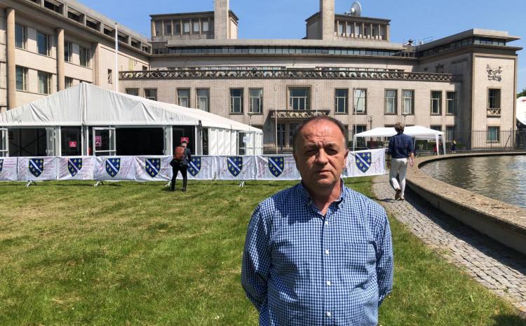 Tahirović: Još nisam potpuno svjestan da su i Karadžić i Mladić pravomoćno osuđeni na doživotne robije