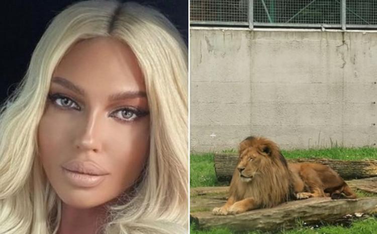 Karleuša: Pozvala Sarajlije da reaguju zbog stravičnih uvjeta u zoološkom vrtu