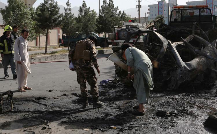 Kabul: Dvije eksplozije