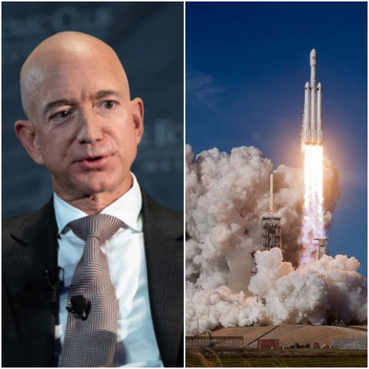 Bezos: Da li će mu ukrasti trenutak slave