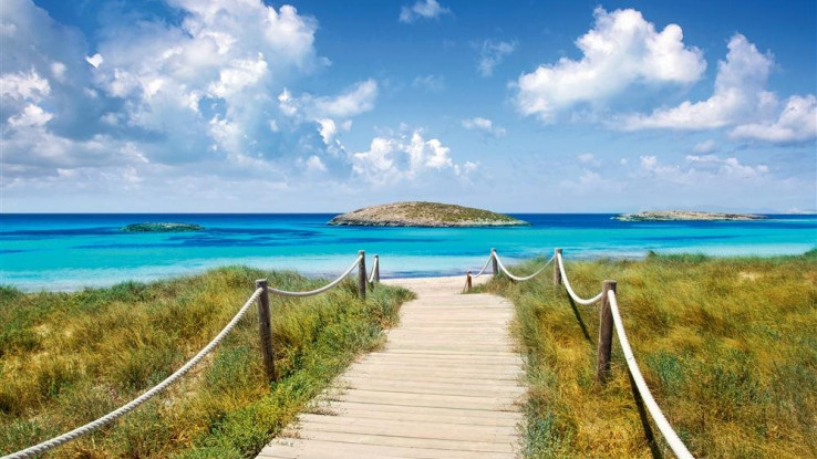 Idealan otok za odmor